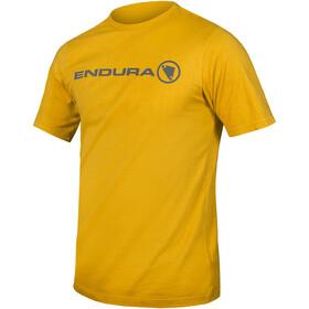 Endura One Clan Light Camiseta Hombre, mustard
